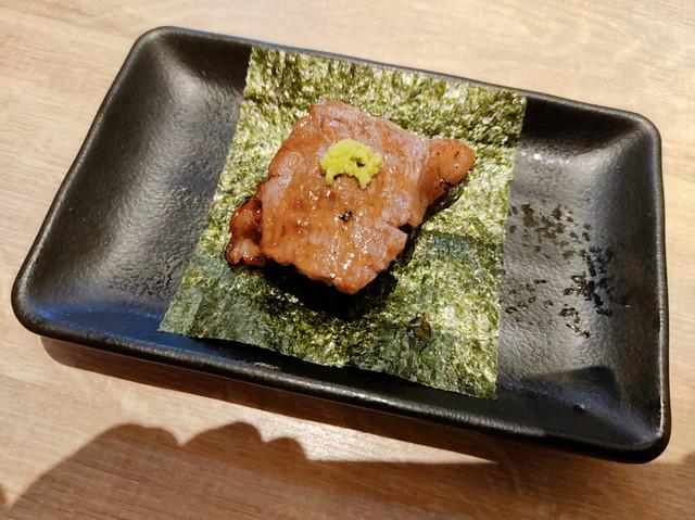 牛角ビュッフェ寿司食べ放題7