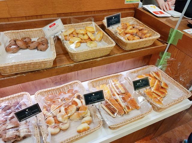 ビストロ309パン食べ放題メニュー1