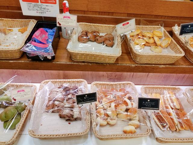 ビストロ309パン食べ放題メニュー2