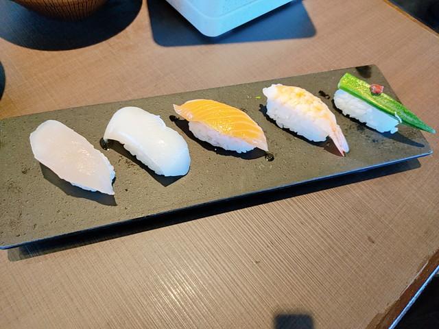 ゆず庵寿司1