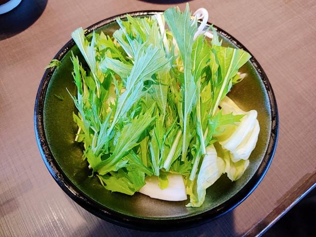 ゆず庵野菜