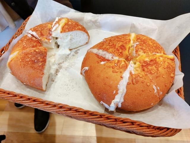 アンティークパン食べ放題提供