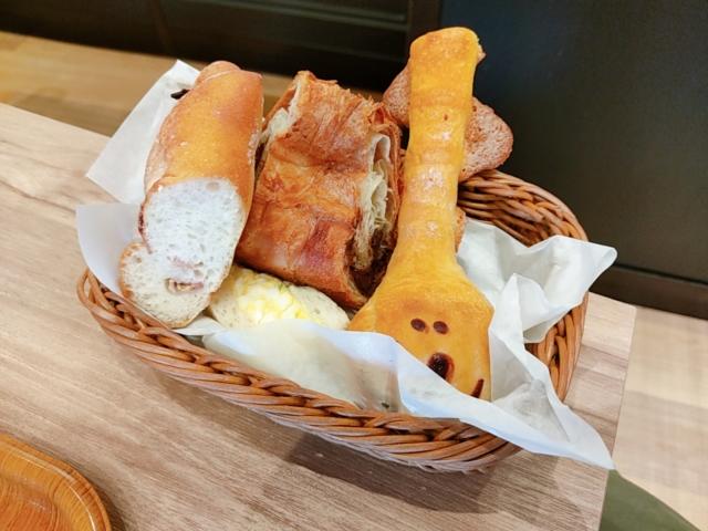 アンティークパン食べ放題種類1