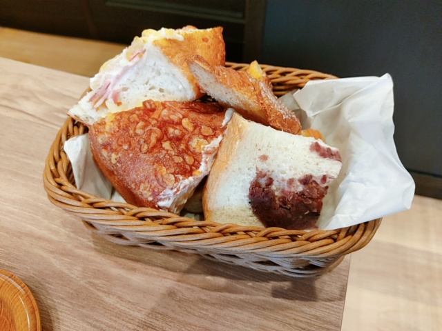 アンティークパン食べ放題種類2