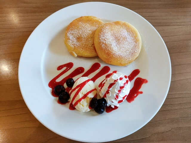 グラッチェガーデンズパンケーキ1