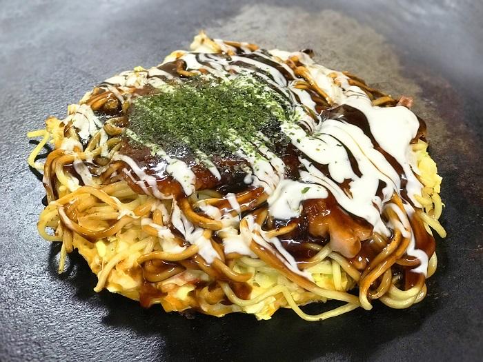 上野浅草お好み焼き食べ放題 アイキャッチ画像