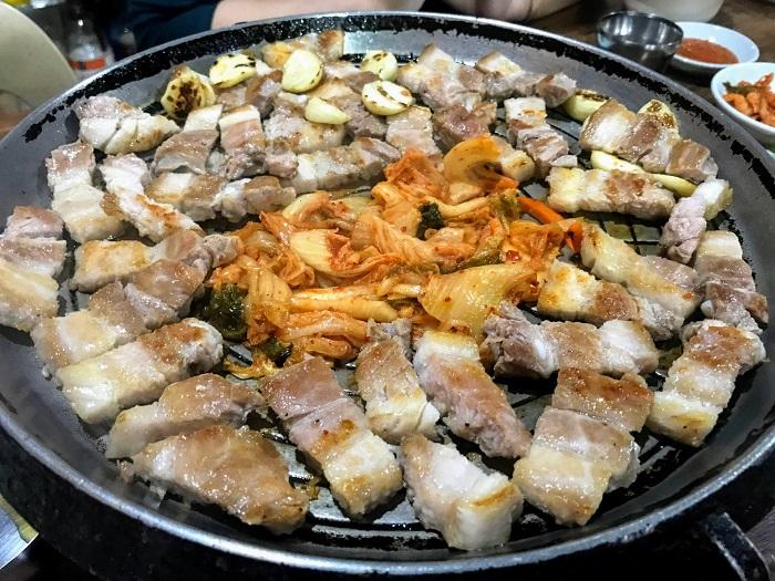新宿韓国料理食べ放題 アイキャッチ画像