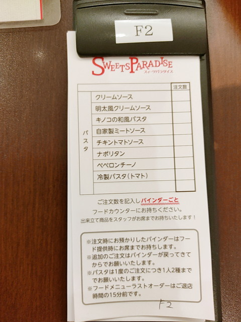 スイパラフード3