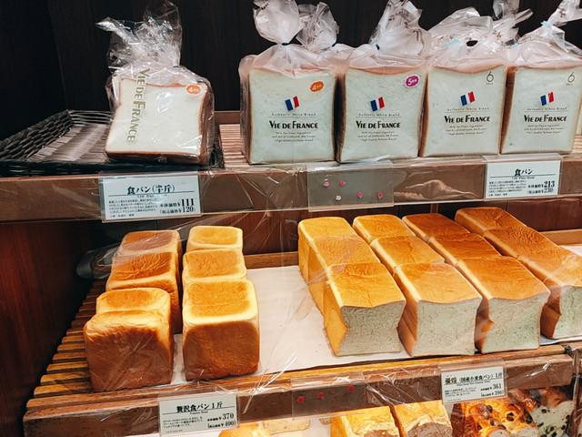 ヴィドフランス食パン1