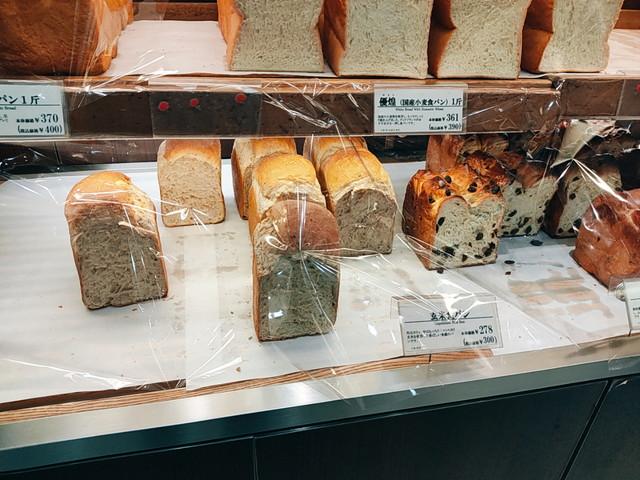 ヴィドフランス食パン2