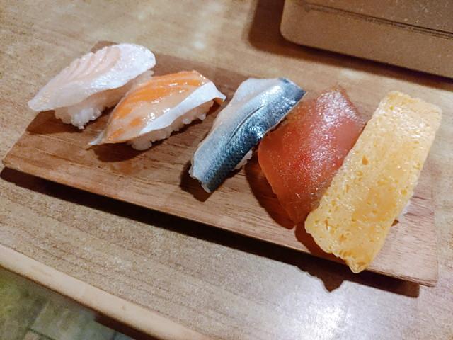 温野菜寿司食べ放題5
