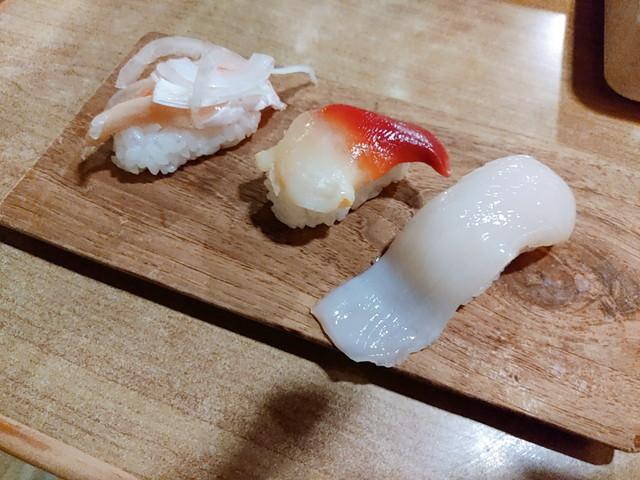 温野菜寿司食べ放題6