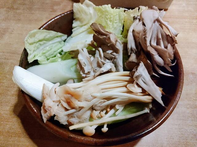 温野菜食べたもの11