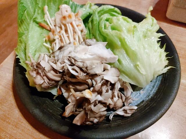 温野菜食べたもの12