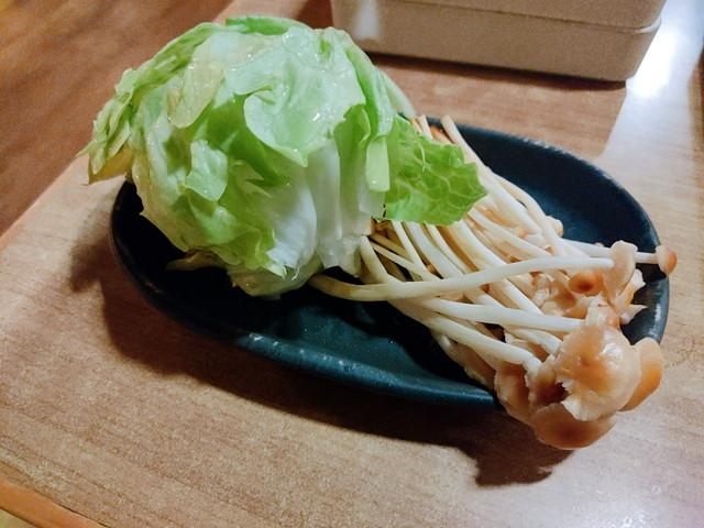 温野菜食べたもの14