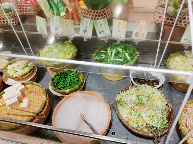 しゃぶ葉野菜2