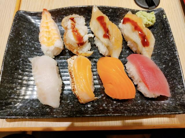 しゃぶ菜寿司5