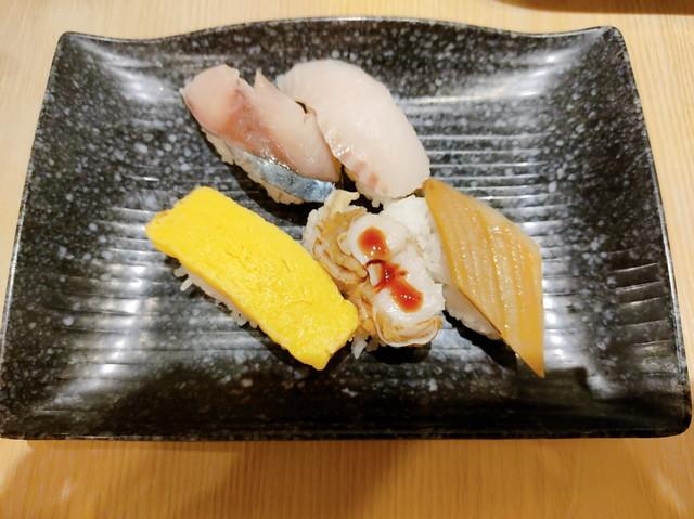 しゃぶ菜寿司7