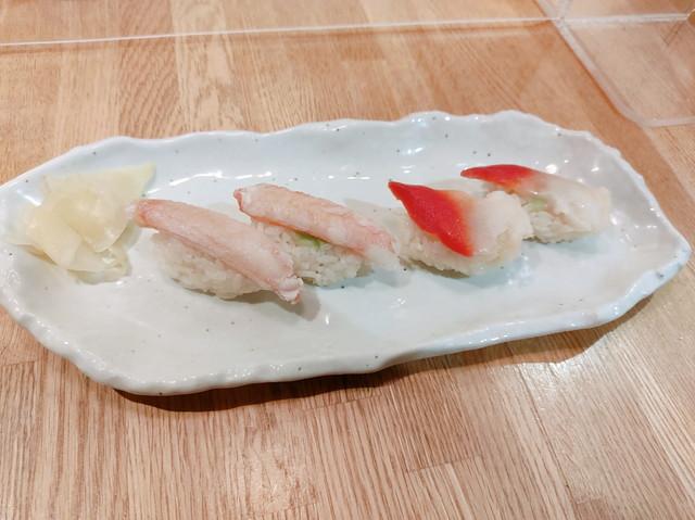 築地玉寿司食べ放題食べたもの9